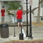 Key West Aquarium Shark (StreetView)