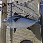 Fish (StreetView)