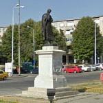 Ovid's statue in Constanta