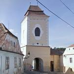 Early 16th century city gate tower (StreetView)