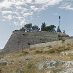 Šubićevac (Baron Degenfeld) fortress