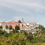 View of Old Town Labin (StreetView)