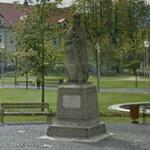 King Tomislav's statue (Ogulin)