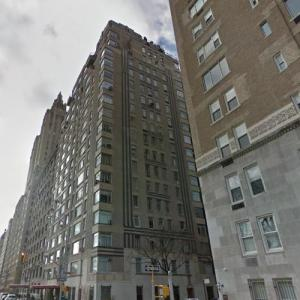 Josep Guardiola's New York Apartment (StreetView)