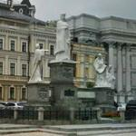 Princess Olga monument (StreetView)