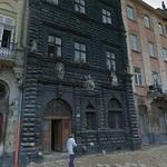 16th C. Renaissance Black House (StreetView)