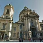 Baroque Dominican church (StreetView)