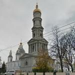 Belltower of the Assumption cathedral (StreetView)