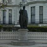 St. Volodymyr's statue