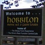 Welcome to... Hobbiton
