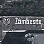 Zâmbeşte (Smile) sign (Google Maps)