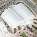 'Disney Ice' by Frank Gehry (Google Maps)