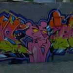 The Pink Panther (StreetView)