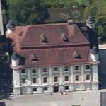 Traun castle (Google Maps)