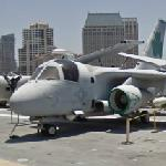 Lockheed S-3 Viking (USS Midway Museum)