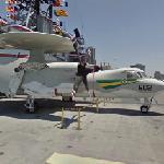 Grumman E-2 Hawkeye (USS Midway Museum)