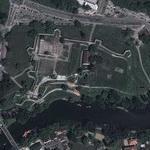 Banja Luka castle (Google Maps)