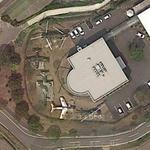 Aircraft exhibition in Awaji (Google Maps)