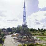Eiffel Tower (France Miniature) (StreetView)