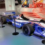Michael Andretti's CART race car