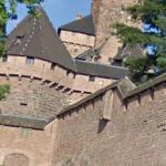 Château du Haut-Kœnigsbourg (StreetView)