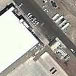 New hangar addition to Area 51. (Google Maps)