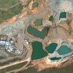 Liqhobong Diamond Mine (Google Maps)