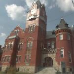 Tucker County Courthouse and Jail