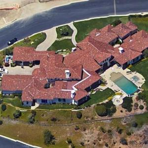 Britney Spears' House (Google Maps)