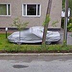 Interesting looking car (StreetView)