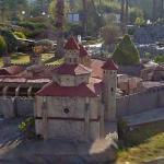 Poblet Monastery (Catalunya en Miniatura) (StreetView)