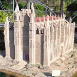 """""""La Seu"""" Cathedral of Palma (Catalunya en Miniatura)"""