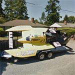 Army Sponsored Hydroplane (StreetView)