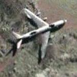 Douglas DC-8 (LV-LTP)
