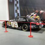 Boris Said's NASCAR stock car (StreetView)