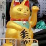 Maneki-neko (StreetView)