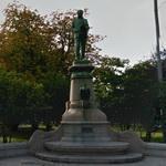John Ericsson's statue