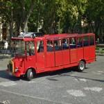 Bratislava tour bus