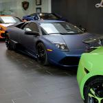 Lamborghini Murcielago LP640 Coupe (2009) (Symbolic Motors)