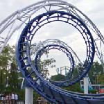 Corkscrew (Cedar Point) (StreetView)