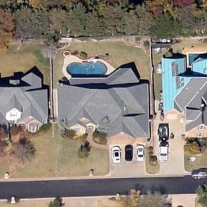Russell Westbrook's House in Edmond, OK - Virtual ...