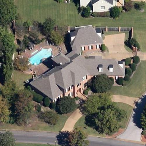 Marc Gasols House In Memphis TN Google Maps