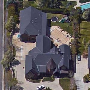 Deron Williams' House (former) (Google Maps)