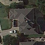 Anthony Spencer's House (Google Maps)