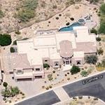 Trevor Cahill's House