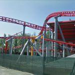 iSpeed rollercoaster