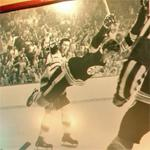 "Bobby Orr - ""The Goal"" (StreetView)"