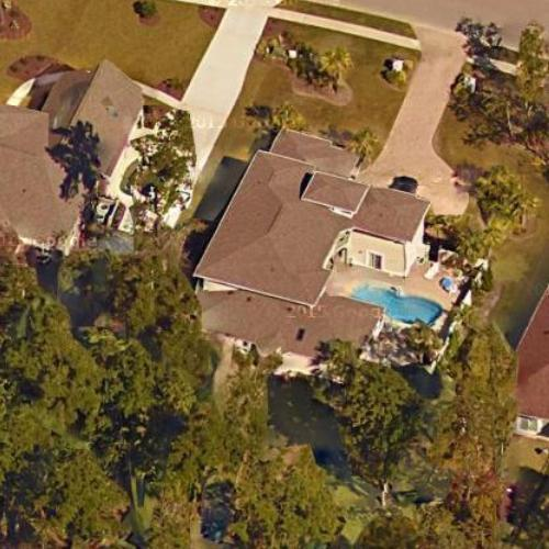 Myrtle Beach Ford >> Dustin Johnson's House (former) in Myrtle Beach, SC (Google Maps)