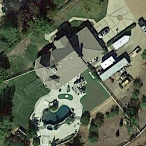 Rickie Fowler's House (Google Maps)