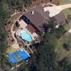 DeMarcus Cousins' House (Google Maps)